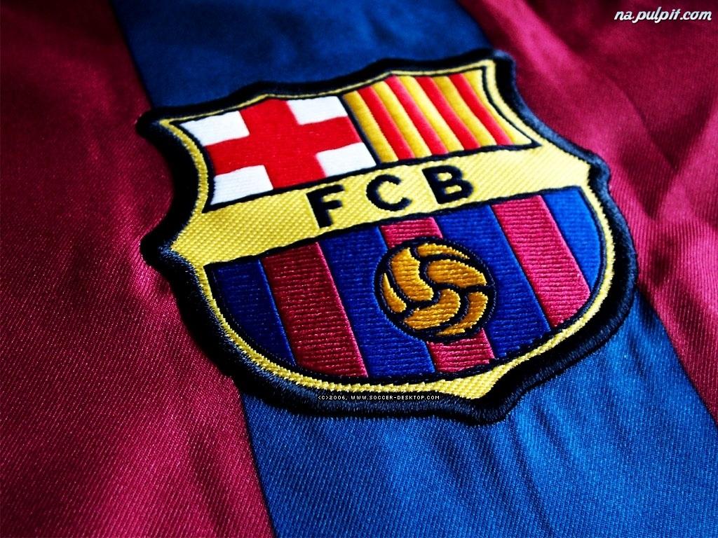 Naszywka  FC Barcelona